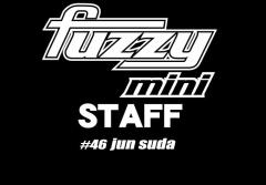 fuzzy mini  Tシャツ