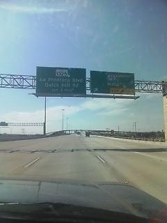 オースティン〜ヒューストン