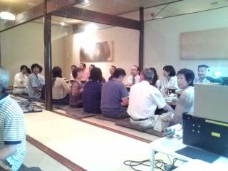 結婚 party in <br />  四国